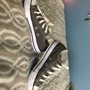 converse all star grey ,